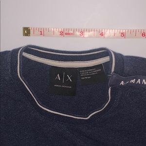Armani Exchange Shirts - Armani Exchange Shoulder Zipper Shirt
